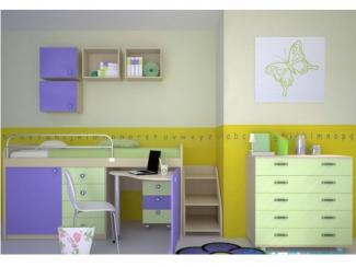 Детская три в одном - Мебельная фабрика «Интер-дизайн 2000»
