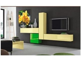 Мебель для гостиной Акварель 1 - Мебельная фабрика «Кортекс-мебель»