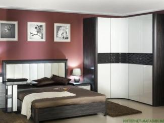 спальный гарнитур Соната - Мебельная фабрика «Любимый дом (Алмаз)»