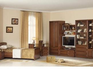 Детская Наполи - Мебельная фабрика «Мебель Черноземья»