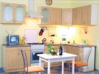Кухонный гарнитур угловой Клен - Мебельная фабрика «Эстель»