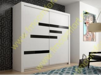 Вместительный шкаф Бест 9 - Мебельная фабрика «Комфорт»