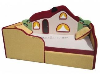 Детский диван-кровать Теремок - Мебельная фабрика «Династия»