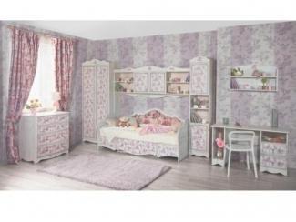 Детская Мэри - Мебельная фабрика «Дива мебель», г. Москва