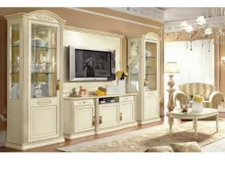 Светлая гостиная SIENA AVORIO-TRADITIONAL COLLECTION - Импортёр мебели «Camelgroup»
