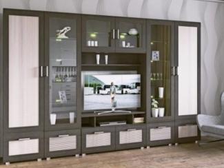 Гостиная стенка Аккорд форте 1 - Мебельная фабрика «Славянская мебельная компания (СМК)»