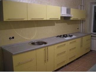 Светлая кухня Камелия - Мебельная фабрика «Мебель Цивилизации»