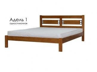 Кровать Адель 1В - Мебельная фабрика «Фактура мебель»