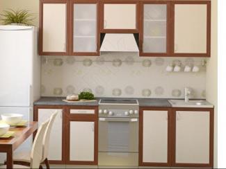 Кухонный гарнитур прямой Ариэль - Мебельная фабрика «Спутник»