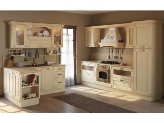 Кухня прямая Floreale cremona - Мебельная фабрика «Zetta»