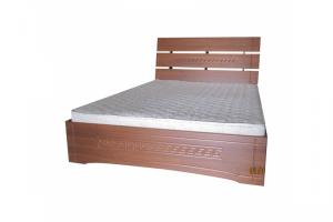 Кровать Надежда МДФ - Мебельная фабрика «Мебельный Арсенал»