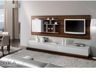 Лаконичная гостиная  - Мебельная фабрика «NIKA premium»