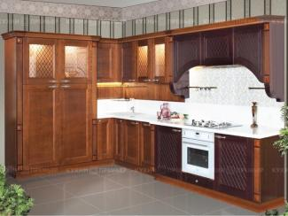Кухня Аманта Люкс - Мебельная фабрика «Кухни Премьер»