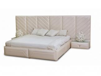 Кровать Ника 2 - Мебельная фабрика «Калинка»
