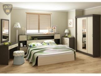 Спальный гарнитур Бася - Мебельная фабрика «ДСВ-Мебель»