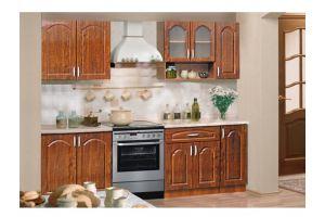 Кухня Лиана 1.7 - Мебельная фабрика «Аристократ»