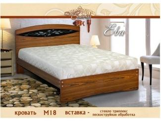 Кровать  М 18 Ева - Мебельная фабрика «Селена»