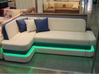 Мебельная выставка Москва: диван угловой