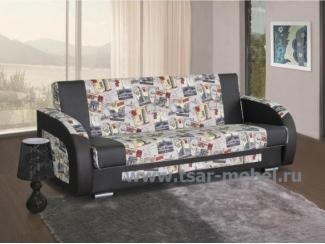 Цветной прямой диван КЕМЕР - Мебельная фабрика «Царь-мебель», г. Брянск