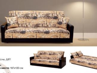 Диван Париж турецкий гобелен  - Мебельная фабрика «Луховицкая мебельная фабрика», г. Луховицы