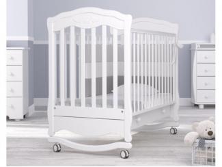 Детская кроватка Гандылян Шарлотта - Мебельная фабрика «Гандылян»