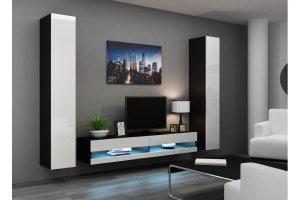Гостиная Виго нью 4 - Мебельная фабрика «Фиеста-мебель»