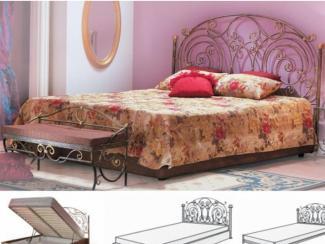 Кровать Шарлотта - Мебельная фабрика «Командор»