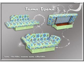 Тахта Дрема 3 - Мебельная фабрика «Соло»