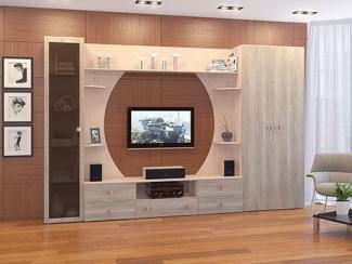 Гостиная-11-МДФ - Мебельная фабрика «МЭК»