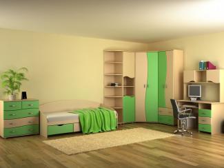 Детская «Юнга» - Мебельная фабрика «Комодофф»