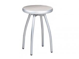Табурет на металлокаркасе  - Мебельная фабрика «Сервис Мебель»