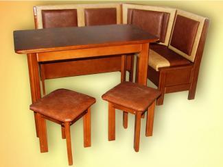 Обеденная группа 6 - Мебельная фабрика «Брянск-мебель»