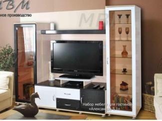 Набор мебели для гостиной Александра-5.1 - Мебельная фабрика «МВМ», г. Волжск