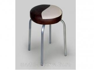 Круглый табурет-пуф  - Мебельная фабрика «Модуль»