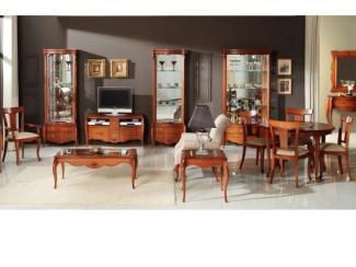 Гостиная Композиция 07 - Импортёр мебели «Мебель Фортэ (Испания, Португалия)», г. Москва