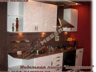 Кухонный гарнитур Японский мрамор