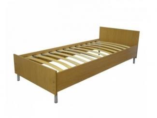 Кровать односпальная  - Мебельная фабрика «ЭММК»