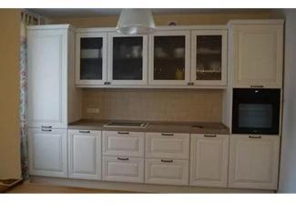 Кухня прямая эмаль  - Мебельная фабрика «Адриати»