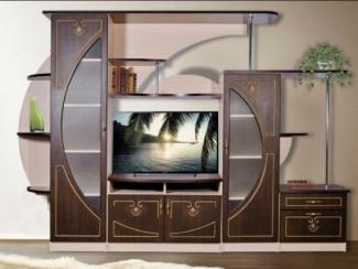 Гостиная стенка Лотос - Мебельная фабрика «Мебельный комфорт»