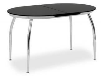 Стол обеденный Oslo black - Импортёр мебели «AERO (Италия, Малайзия, Китай)»