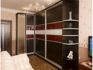 Шкаф-купе угловой 12 - Мебельная фабрика «Гранит», г. Пенза