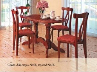 Обеденная группа №4 - Мебельная фабрика «Каприз»