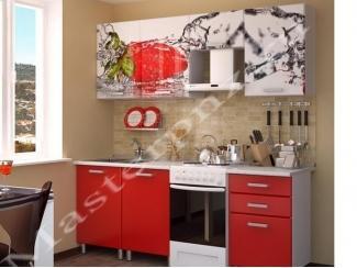 Кухня Эконом фотопечать - Мебельная фабрика «Master»