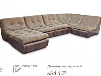 Угловой диван кМ17 - Мебельная фабрика «Триумф»