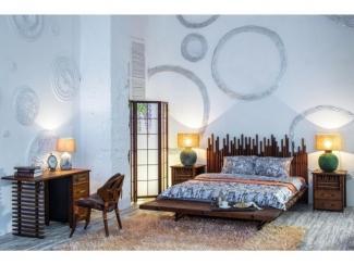 Шикарная кровать с удлиненным изножьем Isledepalm - Импортёр мебели «Arredo Carisma (Австралия)»