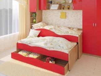 Детская кровать двухуровневая - Мебельная фабрика «Элика мебель»