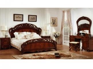 Спальный гарнитур «Аллегро 2 Д1»  - Мебельная фабрика «Слониммебель»
