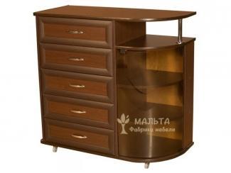 Комод 26В правый - Мебельная фабрика «Мальта»