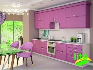 Кухня фасад МДФ матовая - Мебельная фабрика «Гармония мебель», г. Великие Луки