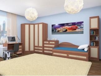 Подростковый уголок Бася  - Мебельная фабрика «Олеся»